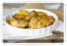 Mi dulce tentación: Pollo Asado Caramelizado