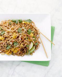 Pad Thai Classic Stir-Fried Noodles  Martha Stewart Cooking School