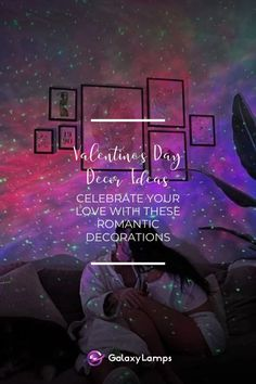 Valentine's Day Decor Ideas: Celebrate Your Love – Galaxy Lamps Cute Bedroom Decor, Apartment Bedroom Decor, Farmhouse Bedroom Decor, Bedroom Ideas, Romantic Decorations, Romantic Ideas, Teen Room Decor, Teen Bedroom, Bedroom Designs For Couples