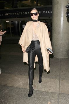 Looking for a cool new way to wear leggings in the coming months? We're showcasing the celeb looks that will be massive next year.