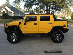 Hummer H2 Sut Lifted #257