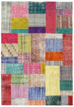 Patchwork carpet XCGZD156