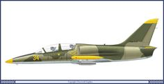 Aero L-39C,   Abkhazia