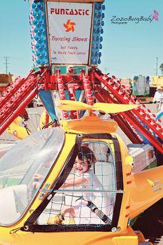luluzinha kids ❤ parque de diversões - Amusement park helicopter rides!