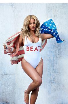 Beyoncé for Beat Magazine October 2015