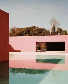 We can't get enough of hottest colour couples and we think you'll be into them too. Tap the link up top to find out who they are. : Luis Barragan via Colour Architecture, Architecture Portfolio, Architecture Diagrams, Instagram Worthy, Pool Designs, Palm Springs, Scandinavian Design, Planer, Interior And Exterior