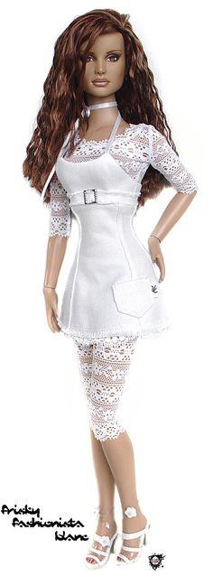 Blanc~Dolls... love em!