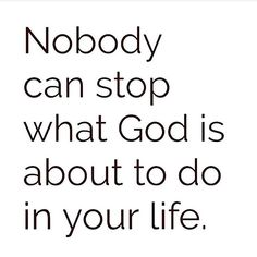 with ・・・ Never think a person can Stop or Block what God has in store for you. they can hate or be mad all they want . believe and trust God. God is my provider I brag different. Religious Quotes, Spiritual Quotes, Faith Quotes, Bible Quotes, Focus Quotes, Quotes About God, Quotes To Live By, Cool Words, Wise Words