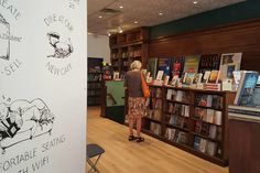Shakespeare & Co. is set to unveil its new look in September. Adds Espresso self-publishing machine.