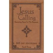 just bought this TODAY its a daily devotional written as if Jesus were talking directlly to you- AwEsOme