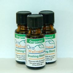 OraWellness Brushing Blend – This is a favorite of mine – and my reader feedback is awesome. One small bottle lasts my kids and I months – only a drop or two is needed. My mom found her receding gums improved and a small cavity healed just after two weeks of use.    Special offer: With every bottle of Brushing Blend you purchase, OraWellness will throw in a FREE Bass toothbrush!  Buy the popular BUY 2 GET 1 Brushing Blend and receive 3 Bass toothbrushes!  Also check out their Holiday gift…