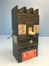 GE General Electric SGHA36AT0400 400A Spectra Circuit Breaker w/ 400 Amp Trip