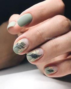 Girls Nail Designs, Gel Nail Art Designs, Subtle Nails, Love Nails, Stylish Nails, Trendy Nails, Nail Drawing, Romantic Nails, Winter Nails