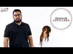 ✄✄✄ Técnica de Cepillado - Moldeo -Blower Completamente Gratis - YouTube Love Hair, About Hair, Salons, Hair Care, Youtube, Hair Styles, Watches, Hair, Flower