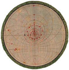 Astronomische Zeichnungen (c. 1508). Sacred Geometry <3