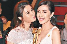 Natalie Tong Thankful for Tony Hung's Encouragement