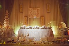 TAGLYAN COMPLEX, Hollywood, Wedding Venue, Banquet Hall, Events Space, Wedding inspiration, Wedding ideas, Centerpieces, Roses, Sophisticated, Classy, Chic, Gold, Amber, Wedding Cake, Wall decor, backdrop