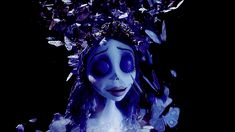 Corpse Bride: A thousand butterflies. | A Ranking Of Tim Burton's Most Magical Scenes