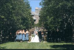 Wedding venue: NJ Botanical Gardens - Skylands Manor