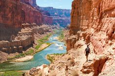 What would a bucket list be without a trip to the Grand Canyon? Head to the popular South Rim on the... - Provided by Reader's Digest (Association) Canada ULC