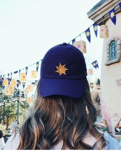7e258eb1b28 Lost Princess Cap! Rapunzel is one of my favorite princesses this is  perfect!