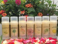 All Natural: Organic Deodorant Aluminum by HeidisHomemadeSoaps