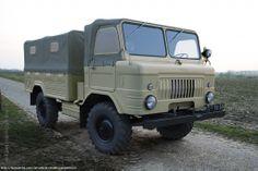 Russian army truck, 1959 by Khusnutdinov Nail (nailgun)