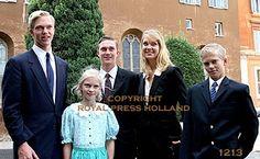 prinses marie astrid van luxemburg - haar kinderen