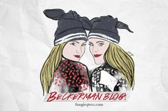 The Beckerman Sisters by Pablo Parra