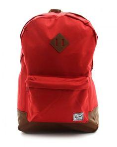 Herschel_Red Heritage Backpack $80