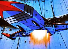 Battle Of The Planets: The Vehicles | Science fiction