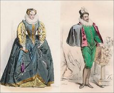 Fashion in Renaissance