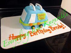 Scooby Doo's Mystery Machine Smash Cake