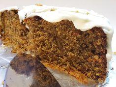 Torta de Zanahoria / Carrot Cake