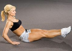 Oxygen Women's Fitness | Training | Get Perfect Abs Now!