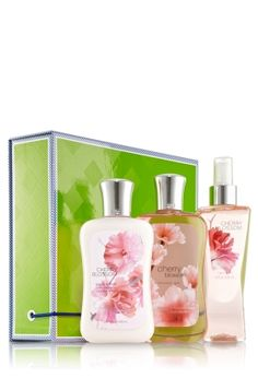 Anything Bath and Body Works!!! (Cherry Blossom) a favorite of mine.