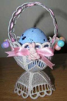 FSL Easter Egg Baskets