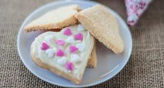 Herzkekse Backrezept für Muttertag // cookie recipe mother´s day