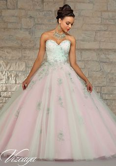 Mori Lee Quinceanera Dress Style 89022 - ABC Fashion