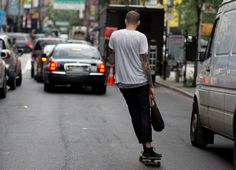 On the Street… Orchard St., New York