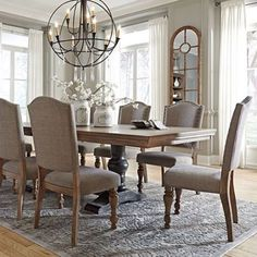 The fondest memories are made gathered around the table  #getitatthegallery #thefurnituregallery #french #country #provincial #Gatsby #hamptons #dining #perth #perthpop #theperthcollective #perthstyle