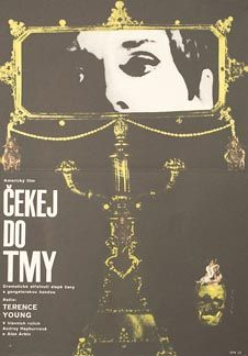 Posteritati: WAIT UNTIL DARK 1969 Czech 11x16