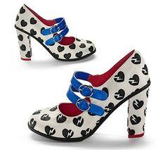 Zapatos Hot Chocolate Design Chocolaticas  #zapatosmujer #zapatos