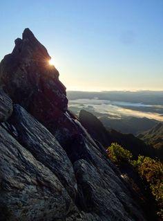 The Pinnacles – Auf den Gipfeln der Coromandel | SnoopyA | #Wandern #Klettern #Hütte #Auckland