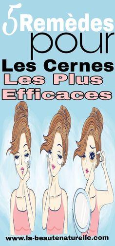 5 remèdes pour les cernes les plus efficaces #cernes