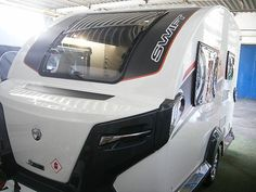 Front view Swift Basecamp
