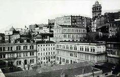 1583 - Galata'daki Saint Benoit Kilisesi'ne yerleşen Cizvitler, St. Benoit mektebini açtılar.