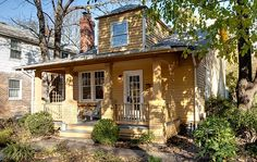 """DC Architectural Styles 
