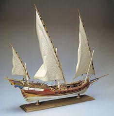 Ship Model Amati - Xebec