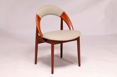 Armchair Arne Hovmand-Olsen Jutex 北欧家具 大阪swanky systems 北欧チークダイニングチェア 中古デンマーク家具 大阪 北欧家具 ヴィンテージ家具 関西